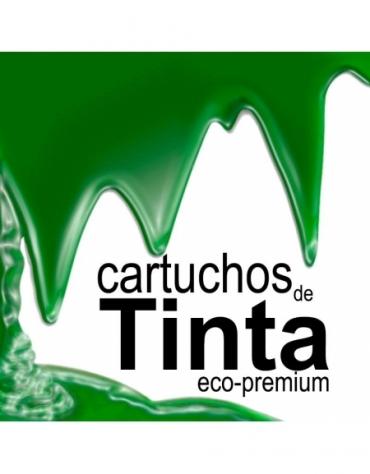 TINTA ECO-PREMIUM LEXMARK COLOR JETPRINTER Z55/65 Nᄎ82 BLACK (17 ML)