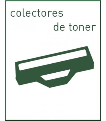 colectores de tóner