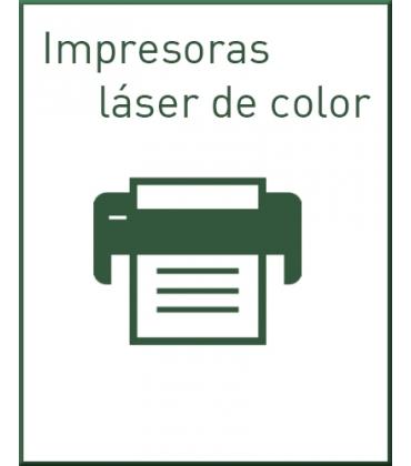 Impresoras láser de color