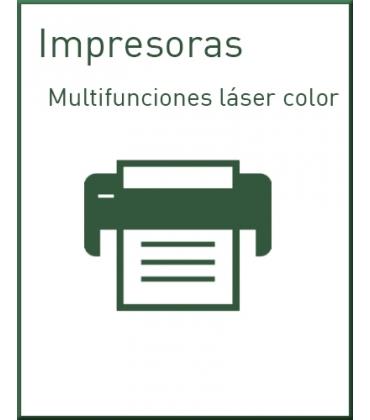 Multifunciones láser color